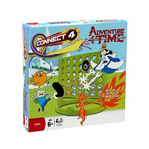 Connect 4 Adventure Time Kids Game