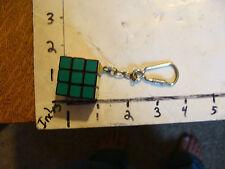 Vintage Puzzle: original RUBIK'S CUBE key chain puzzle 1980's #2