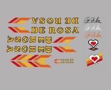 De Rosa Bicycle Decals Stickers n.800