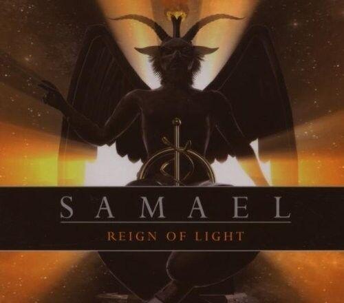 SAMAEL - REIGN OF LIGHT (LIMITED EDITION)   CD+DVD NEW