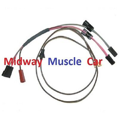 [DIAGRAM_38EU]  blinker tach tachometer wiring harness 67 Chevy Chevelle el camino | eBay | Chevy Tach Wiring |  | eBay
