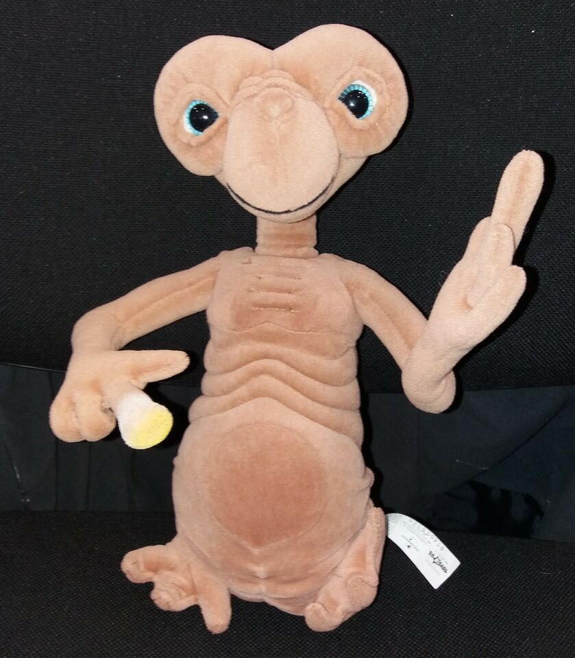 Bamser, ET (Universal Studios)