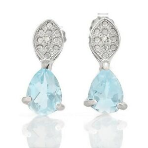Ohrringe-Ohrstecker-Lina-925er-Silber-1-63-Kt-echter-Blautopas-Diamant