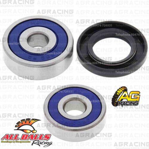 All Balls Front Wheel Bearings /& Seals Kit For Kawasaki KLX 110 2007 07