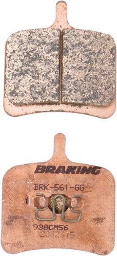 CM56 Sintered Metal Pad Braking 938CM56 for Buell 1125CR 2009 1125R 2008-2009