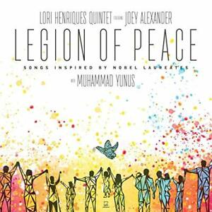 Lori-Henriques-Legion-Of-Peace-Songs-Inspired-By-Laureates-With-CD