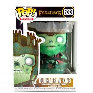 Funko Pop Dunharrow King Lord of the Rings 633