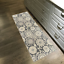 thumbnail 7 - Maidste Floral Hooked Gray/Ivory Rug