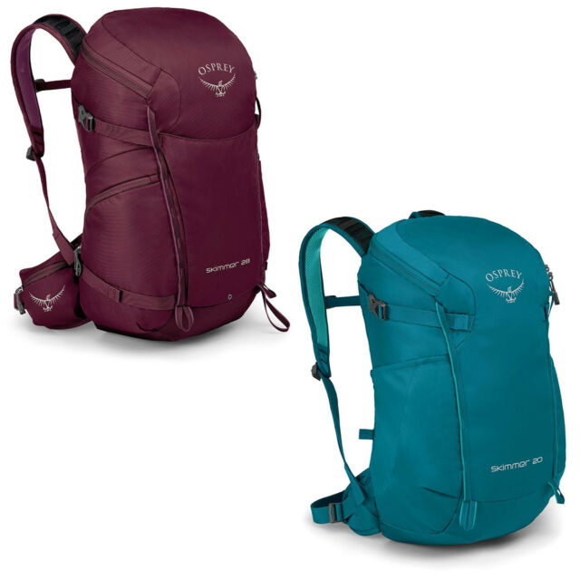 Osprey Skimmer Damen Backpack Hiking Backpack Day Rucksack Casual Rucksack New