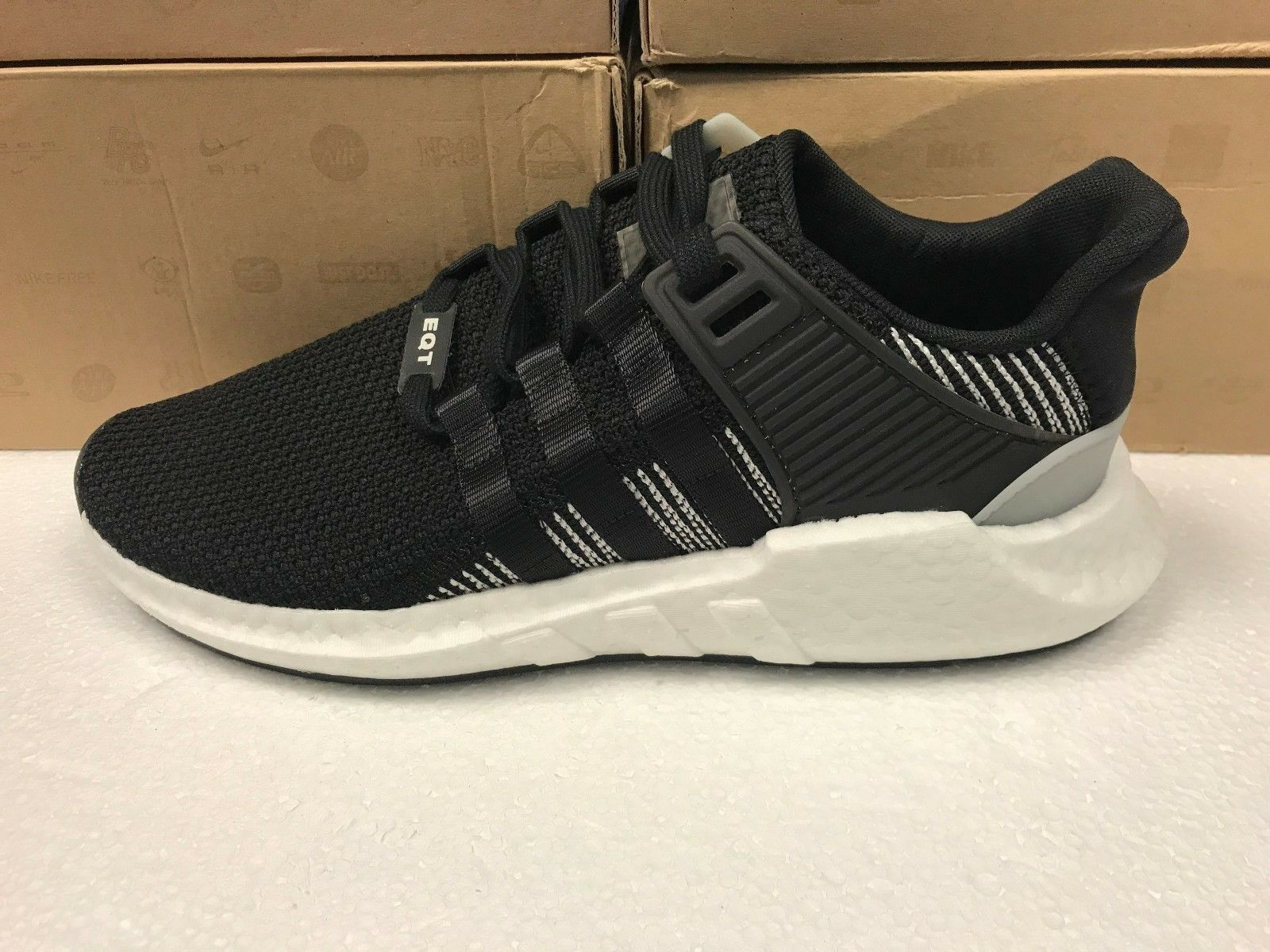 3d0fa42637ba adidas Mens 9 EQT Support 93 17 Primeknit Boost BY9509 Lifestyle Shoes for  sale online
