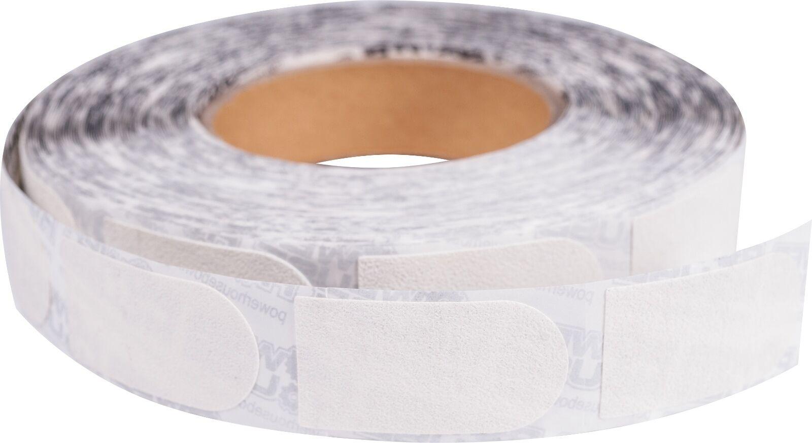 Powerhouse Premium White Tape 1  (500 pieces)