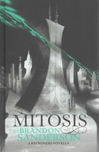 Mitosis-Hardcover-by-Sanderson-Brandon-Like-New-Used-Free-shipping-in-the-US