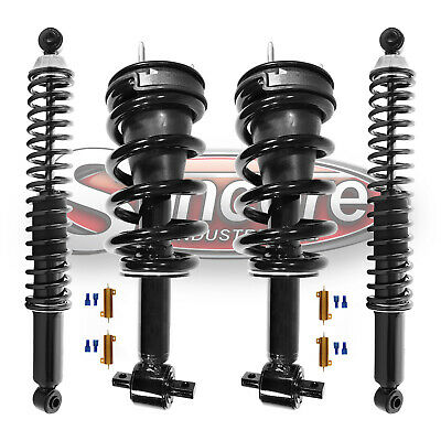 Autoride Z55 Shock Bypass Modules 2007-2013 GM GMC Chevrolet Cadillac 2