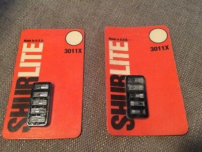 Lot of 2 SHURLITE 5 PACK FLINTS//RENEWALS FOR TORCH WELDING 3011X