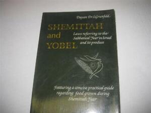 Jewish-Laws-Shemittah-and-Yobel-English-book-by-Dayan-Grunfeld