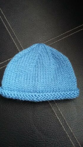 New Hand Knitted Newborn Hats