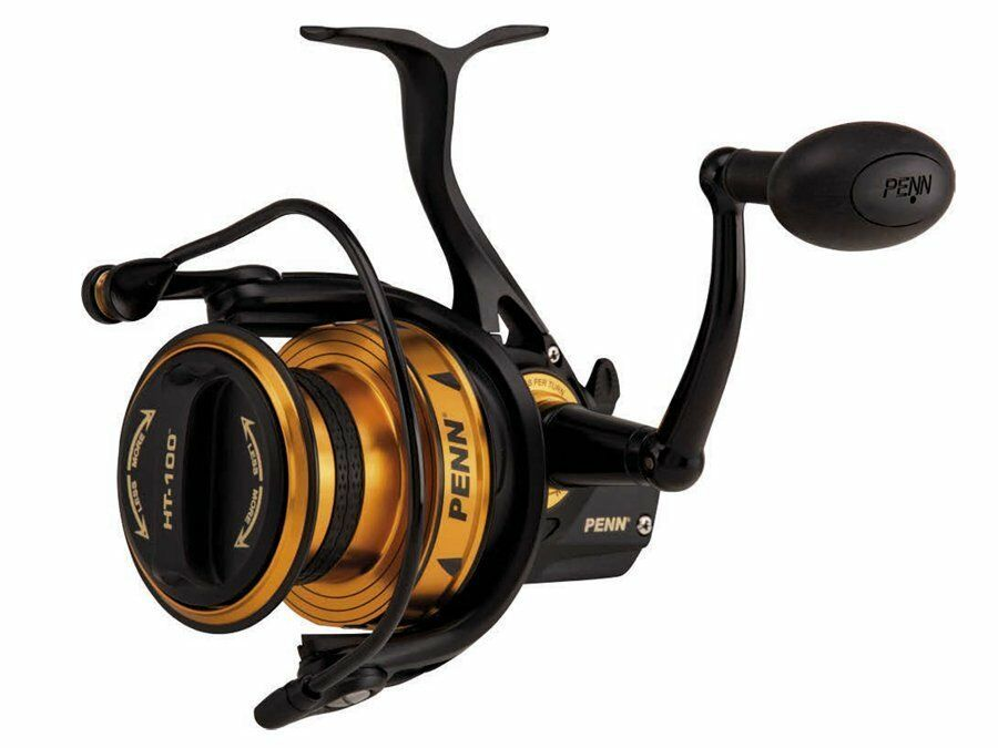 Penn nuovo Spinfisher vi LC LONG CAST Pesca Spinning Surf Beach ReelTutte le Taglie