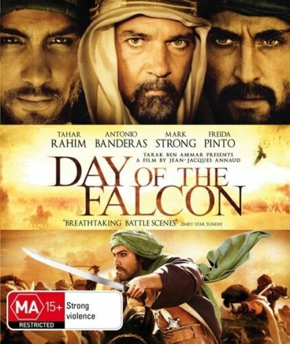 1 of 1 - Day Of The Falcon (Blu-ray, 2013)