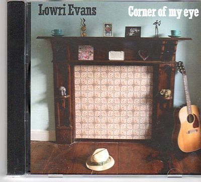 (dy413) Lowri Evans, Corner Of My Eye - 2013 Dj Cd Elegant In Stijl