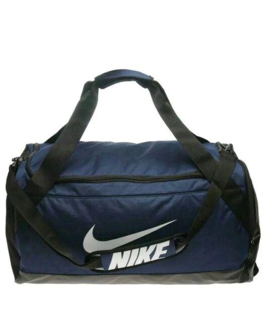 comprar real nueva temporada atarse en Nike Training Brasilia Duffle Bag 61l Size M Navy Blue Ba5334 410 ...