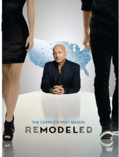Remodeled: The Complete First Season [2 Discs] (2013, REGION 0 DVD New) DVD-R