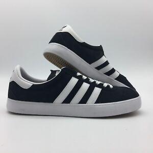 big sale 9513c 8f1ca Skate Adidas Goma blanco Adv Negro Zapatos Hombre qaxwa0gv