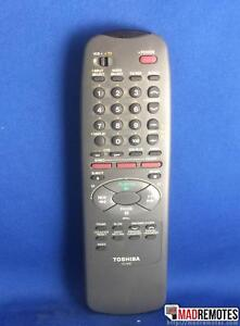 Genuine-Toshiba-VCR-Remote-Control-for-M659-M659C-MODELM659-OEM