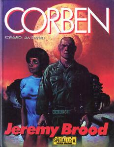 261-B-D-JEREMY-BROOD-RICHARD-CORBEN-EO-1984-TBE