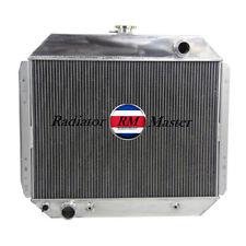 Aluminum Radiator Ford 1968-1979 Ford F-100/150/250/350 69 70 71 72 73 74 76 78