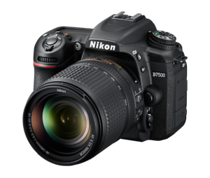 Nikon-D7500-18-140mm-20-9mp-3-2-034-DSLR-Digital-Camera-Brand-New-Agsbeagle