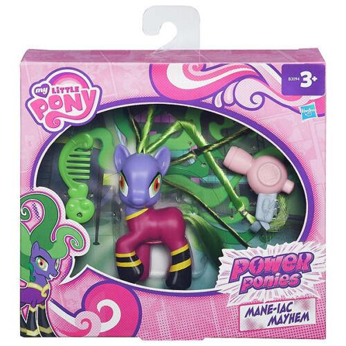 My Little Pony Power Ponies MANE-IAC MAYHEM Figure