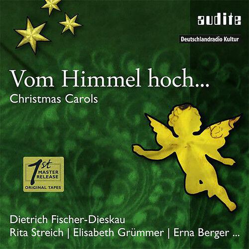Fischer-Dieskau / St - Vom Himmel Hoch - Christmas Carols [New CD]
