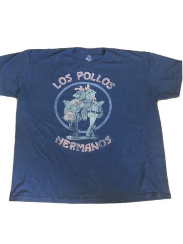 Los Pollos Hermanos Unisex T-shirt Funny Breaking