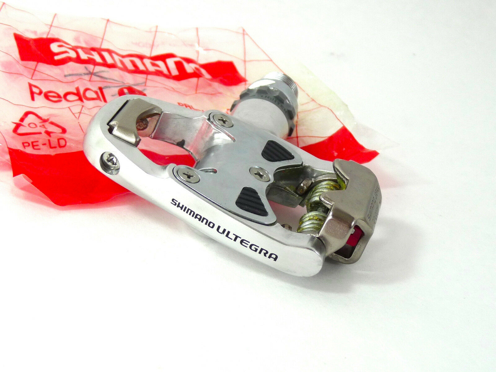 Shimano Ultegra LEFT Pedal Clipless 6601 Vintage Racing Bicycle SPARE NOS