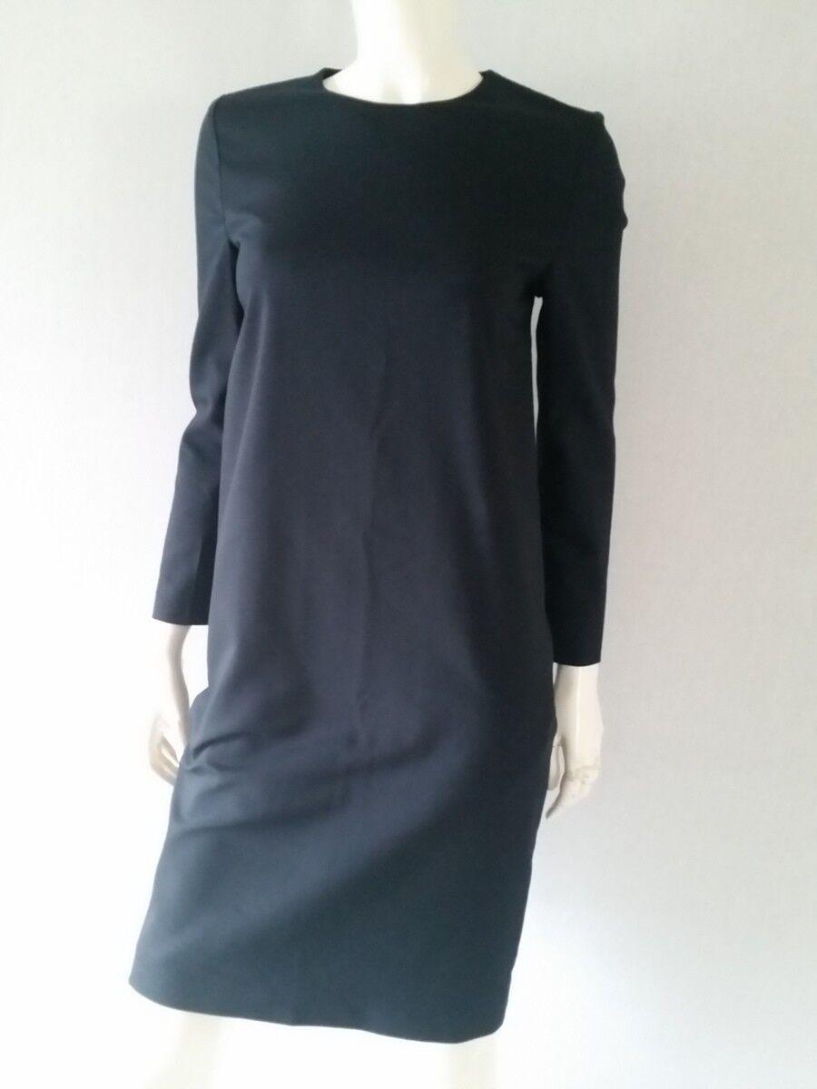 HALLHUBER HALLHUBER HALLHUBER Kleid Etuikleid Langarm double marineGr.40-UK12NEU | Zu verkaufen  | Flagship-Store  | Ausgezeichnete Qualität  f0f822