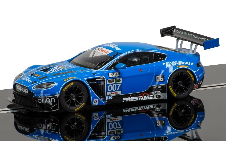 Scalextric Aston Martin Vantage GT3 - Daytona 24hr 2015