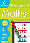 Maths by Collins Easy Learning (Paperback, 2008)
