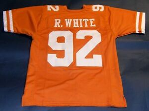 newest collection 158bc 7cd02 Detalles acerca de Reggie White Personalizado Universidad de Tennessee  Voluntarios Jersey ut Vols Nota- mostrar título original