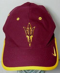 00dcf5791c9 ARIZONA STATE SUN DEVILS NCAA BASKETBALL NIKE DRI FIT LEGACY 91 ...