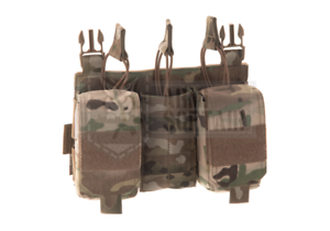 Warrior Assault Systems Was Pocket Detachable Front Panel Mk1 X Lpc / Rpc