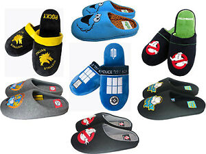 c11b1726d96f33 Image is loading Slippers-adult-size-rocky-the-simpsons-family-guy-