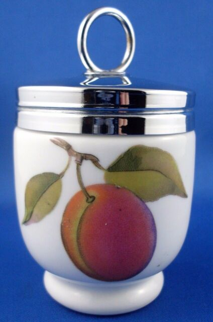 Vintage ROYAL WORCESTER England EVESHAM Porcelain EGG CODDLER (Standard) Kitchen