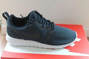 hombre Todos de Nike Kjcrd Roshe tamaños los deporte blanco One para Zapatillas Azul 0Bqwvdv