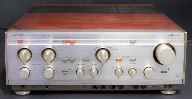 luxmann  Luxman L-550 2 Kanäle Verstärker   Acquisti Online su eBay