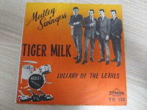 Single-Medley-Swingers-Tiger-Milk-Rock-amp-Roll-Beat-TOP-RARITAT