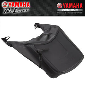 NEW GENUINE YAMAHA DELUXE TUNNEL BAG SIDEWINDER SR VIPER SMA-8JX63-00-0<wbr/>0