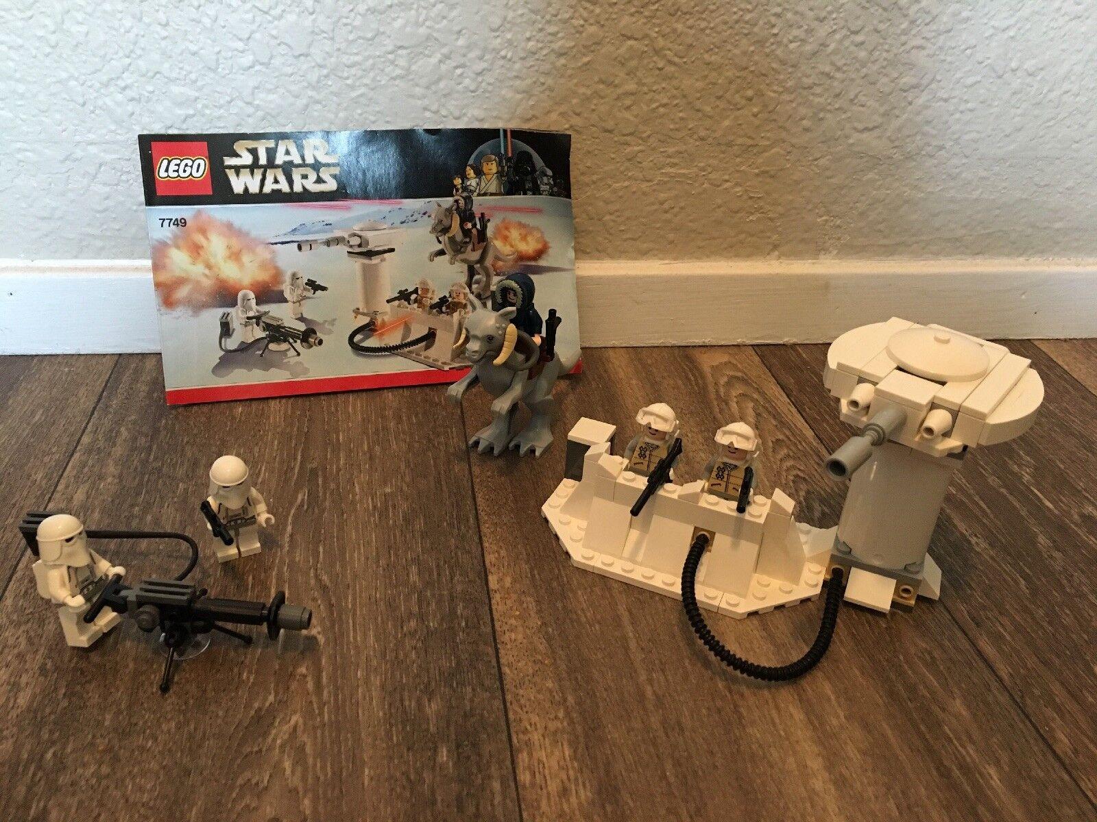 LEGO Star Wars 7749 Echo Base