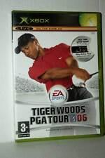 TIGER WOODS PGA TOUR 06 GIOCO USATO OTTIMO XBOX EDIZIONE INGLESE PAL CC4 42368