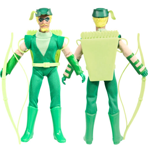 DC Comics Justice League Retro Style Action Figures Series 1 Green Arrow by FTC