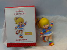 Vintage Hallmark Keepsake Rainbow Brite Ornament w/Box 2013